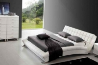 Двуспальная элитная кровать 'Волна'