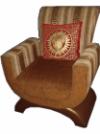 """Дизайнерское кресло """"Египет"""""""