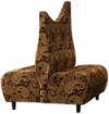 """Спаренный диван """"тяни-толкай"""""""
