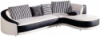 Угловой диван 'Волна'